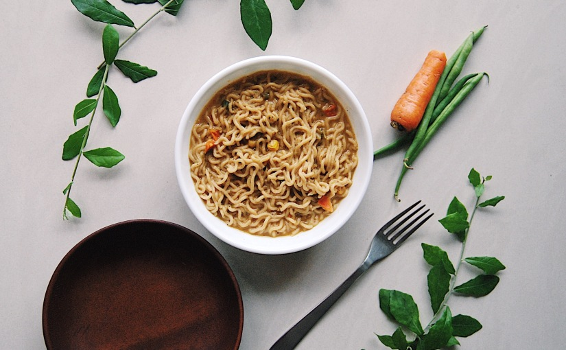 BURSTING MYTHS Around instant noodles